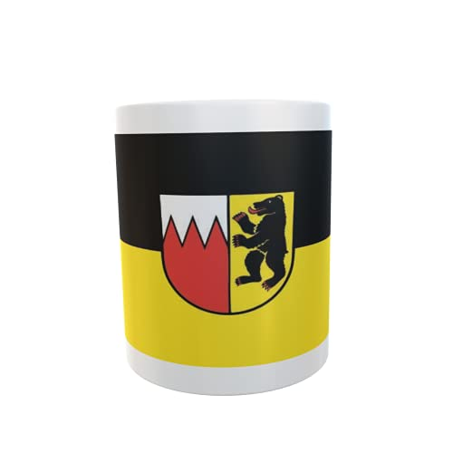 U24 Tasse Kaffeebecher Mug Cup Flagge Dietingen