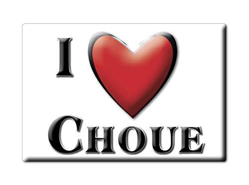 Enjoymagnets CHOUE (41) FRIDGE MAGNET FRANCE BRETAGNE SOUVENIR I LOVE GIFT PRESENT