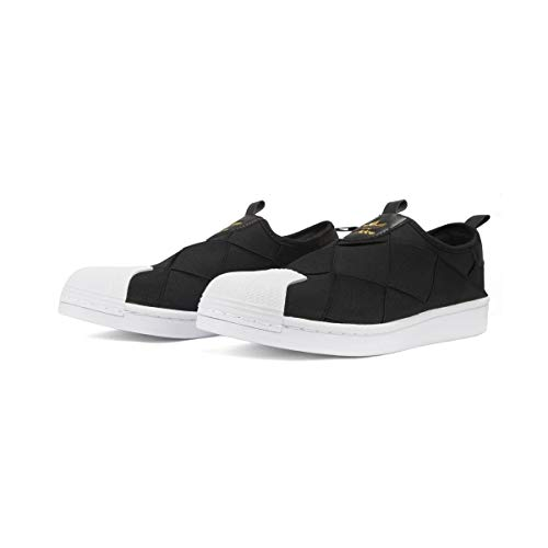 TÊNIS ADIDAS SUPERSTAR SLIP ON FEMININO - PRETO 39 (EX1872)