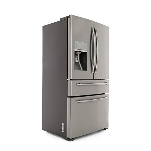 Samsung RF24FSEDBSR 471L American Freestanding Fridge Freezer - Stainless Steel