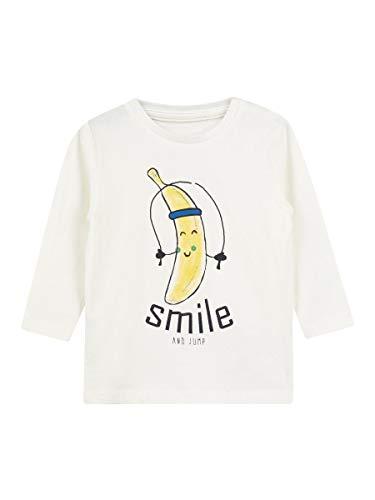 Name It T-Shirt À Manches Longue BÉBÉ GARÇON DEMAL - 62, Snow White