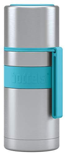 boddels Isolierflasche HEET 350 ml - Deine Thermoskanne für unterwegs (Türkisblau)