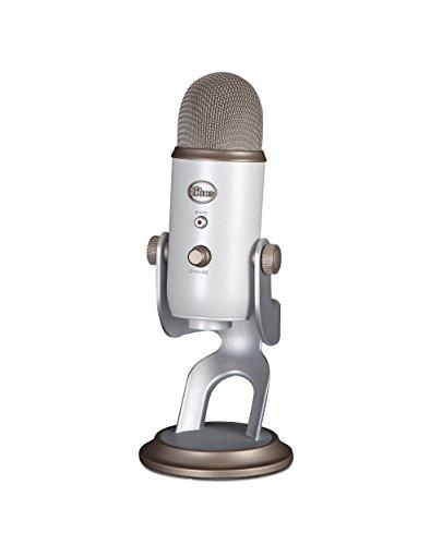Blue Yeti USB Microphone - Vintage White