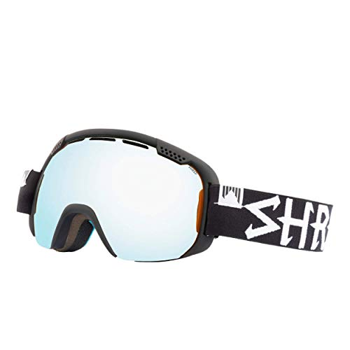 Shred Herren Schneebrille Smartefy Blackout
