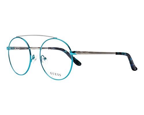 Guess GU 2714 084 - Gafas de sol, color azul
