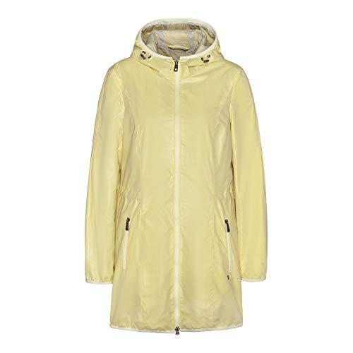 Bugatti 59073-562300 - Parka, Größe_Bekleidung_NR:38, Farbe:gelb