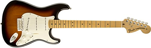 Fender American Special Stratocaster, Maple Fretboard - 2-Color Sunburst
