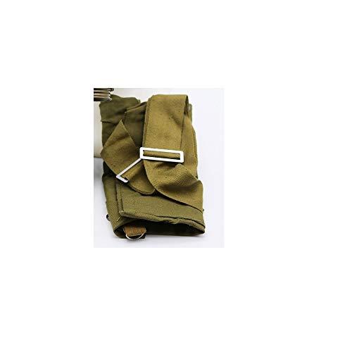 OldShop Gasmaske GP5 Set - Sowjetische Militär Gasmaske Replica Sammlerstück Set W/Maske, Tasche, Filter - authentischer Look & Verschiedene Größen erhältlich Farbe: Grau | Größe: L