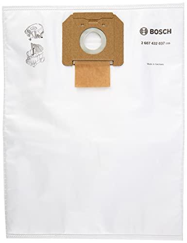Bosch Professional Vlies Staubsauger Beutel (5 Stück, für GAS 35, in Plastikhülle)