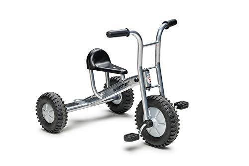 Winther Viking Explorer Off-Road Dreirad mittel Sitzhöhe 35 cm / Breite 56 cm / Länge 79 cm / Gewicht: 13,3 kg / 3-6 Jahre