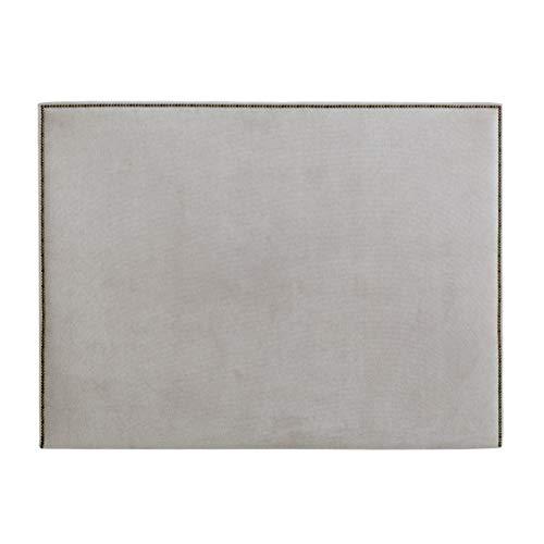 Kenay Home Solum Cabecero Tapizado para Cama de 160: 170x120cm (AnchoxAlto) Nido Perla 4 Incluye Anclajes