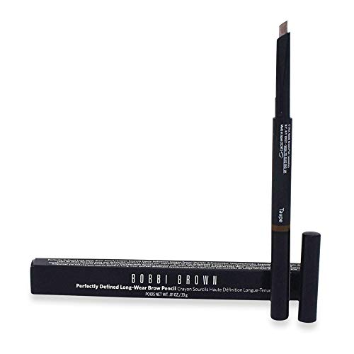 Bobbi Brown Perfectly Defined Long-Wear Brow Pencil, shade=Taupe