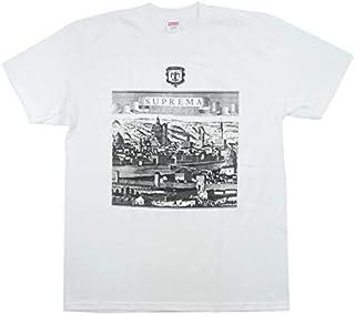 SUPREME シュプリーム 18SS Fiorenza Tee Tシャツ 白 並行輸入品