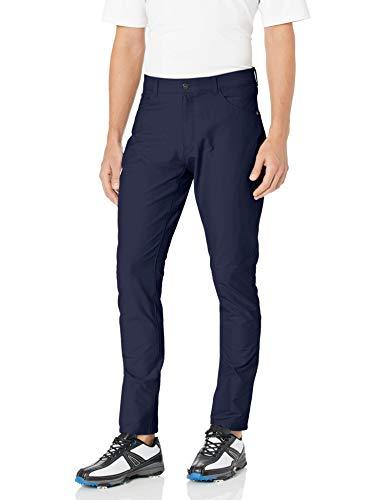 Nike Men's Nike Flex Pant Slim 6 Pocket, Obsidian/Obsidian, 34-30