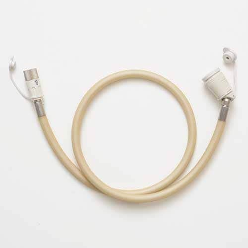 大阪ガス ガスコード(13A・LPガス兼用 長さ1m) 4-180-0011