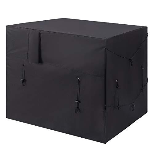 CrazyAnt Pool Heater Cover,Heat Pump Covers-101x86x78cm