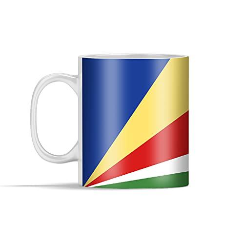Tasse - Flagge Seychellen - 350 ml