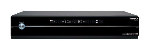 Humax PDR iCord HD Satellitenreceiver (250GB Festplatte,SKY zertifiziert)