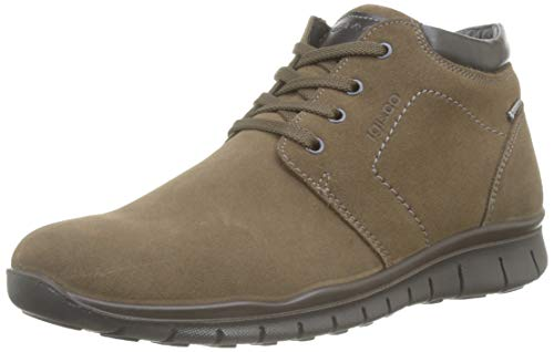 IGI&CO Uomo GORE-TEX - 41173, Sneaker a Collo Alto Uomo, Marrone (Fango Scuro 4117311), 42 EU