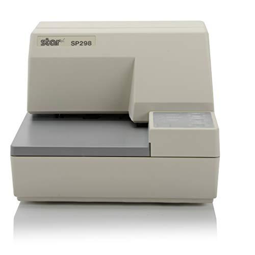 Star Micronics SP298MD42-G - Nadeldrucker (3,1 Zeichen pro Sekunde, 9-polig, 80-182 mm, 80-257 mm, 0,09-0,2 mm, Seriell)
