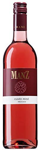 Weingut Manz Cuvée Rosé trocken, Weinolsheim, Rheinhessen (0,75 l) Jahrgang 2020