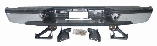 03 silverado rear bumper - 4