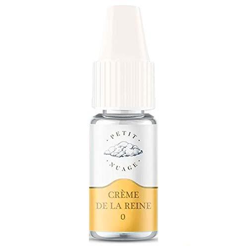 Petit Nuage - Crème de la Reine - 10ml - 0mg - AMAVAPE• Ce produit est sans nicotine, sans tabac.