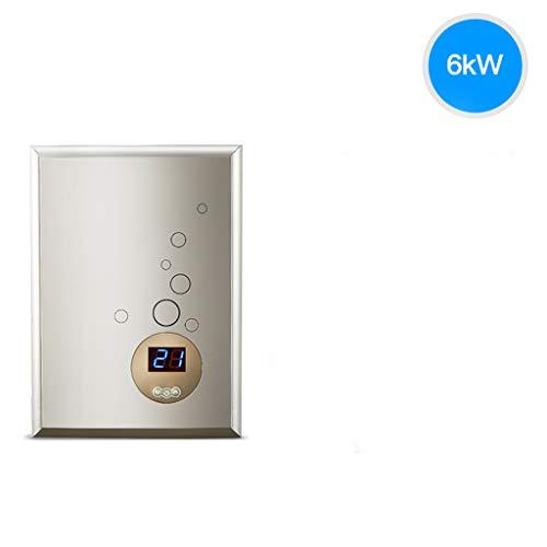 haozai Mini Elektrisch Durchlauferhitzer Untertisch Küche - 6KW/7KW Klein Untertischgerät Elektronisch Elektronischer Kleindurchlauferhitzer Druckfest Für Die Küche Bad