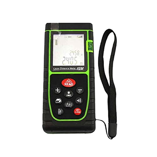 ATIN Medidor de distancia Medidor de distancia Medidor de distancia Digital de PDA Medidor de láser