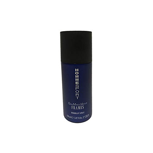 GIANMARCO VENTURI Frames Homme Sport DEO Spray 150 ML