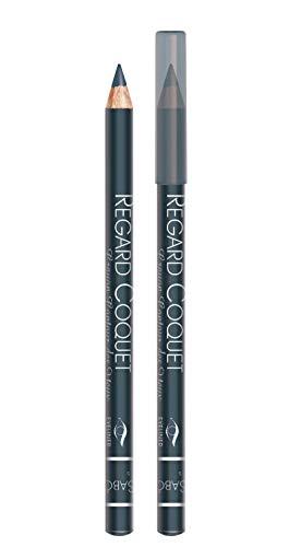 Vivienne Sabo - Classic Eye Pencil/Crayon Contour des Yeux Classique/Regard Coquet, Farbe:Grau, Typ:denim
