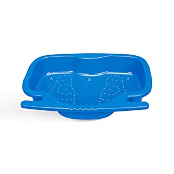 Intex 29080E B00GSPHTLY Foot Bath Pool Ladders 1 Pack Blue