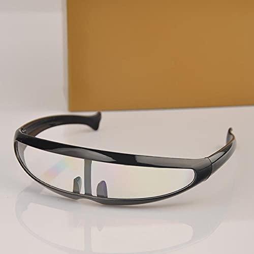 WQZYY&ASDCD Gafas de Sol Gafas De Sol De Personalidad Vintage para Mujer, Gafas De Sol para Hombre, Gafas De Sol para Hombre, Gafas De Sol De Moda para Mujer-10