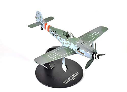 Ixo Focke-Wulf FW 190 D-9 Gerhard Barkhorn 1945 1:72 Die-Cast Metall