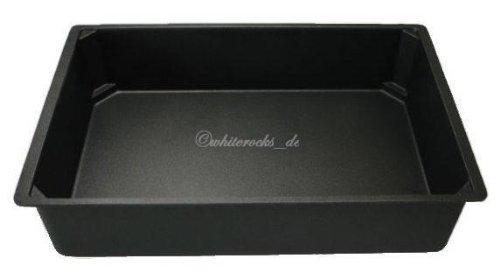 silex Kasserolle Multigrill Toaster Zubehör, Edelstahl, Schwarz, 35 cm