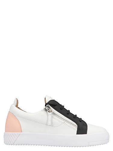 Giuseppe Zanotti Luxury Fashion Design Damen RS90036004 Multicolour Leder Sneakers | Jahreszeit Outlet