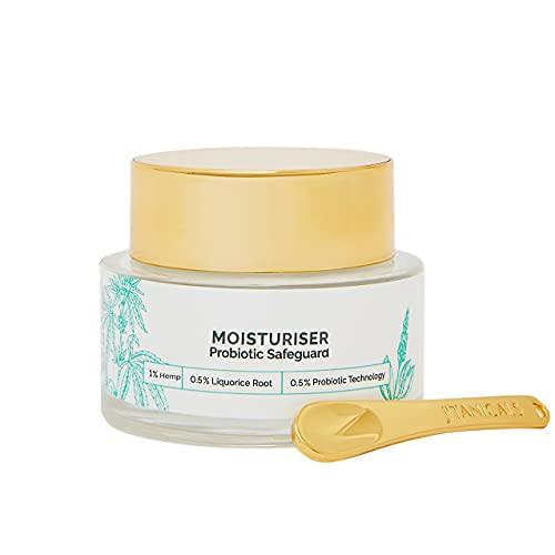 J'TANICALS Beruhigende Gesichtscreme für empfindliche, reife Haut | Dermatest SEHR GUT | Gegen...