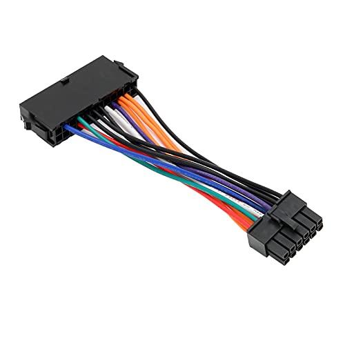 Adaptador de Cable de Alimentación de 5 Piezas, Convertidor de Cable ATX...