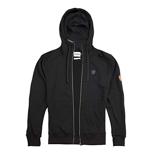 PG Wear Full Face Kapuzenpullover Tactical Black L
