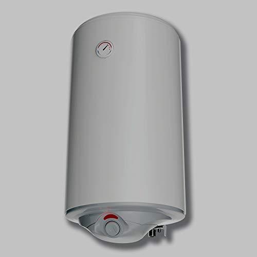 Ryte Eco Termo Eléctrico 100 litros | Calentador de Agua Vertical, Serie Premium Eco, Instantaneo - Aislamiento de alta densidad