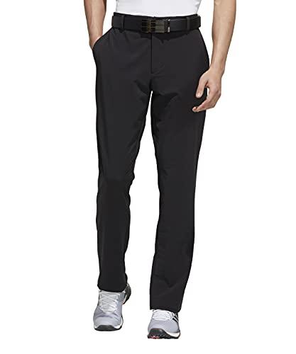 [アディダス]ゴルフウェア ロングパンツ メンズ EX STRETCH ACTIVE ストレッチ シックスポケットロングパンツ BO341 ブラック J/85