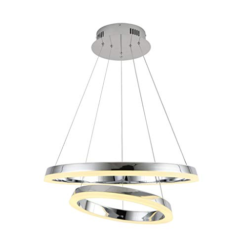 Lámpara de techo para salón minimalista moderna, lámpara acrílica, hotel, restaurante, restaurante