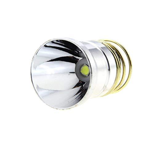 BESTSUN Hot Newest CREE 26.5mm XPL V6 LED 1300 Lumens 3.6V - 9V Single 1-Mode P60 Design Drop-in Module Flashlight Replacement LED Bulbs for Surefire,Hugsby, C2 Z2 6P 9P G3 S3 D2, WF501B WF502B