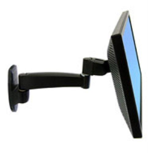 Ergotron 45-233-200 Mounting Arm for Flat Panel Display - 61 cm (24inc