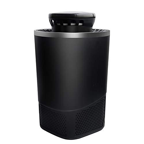 Lampe anti-moustique Mosquito Killer, piège à moustiques électrique plug-in électrique contrôle automatique intérieur intelligent de la moustique, adapté à la famille/chambre/étude, etc. Taille: 1