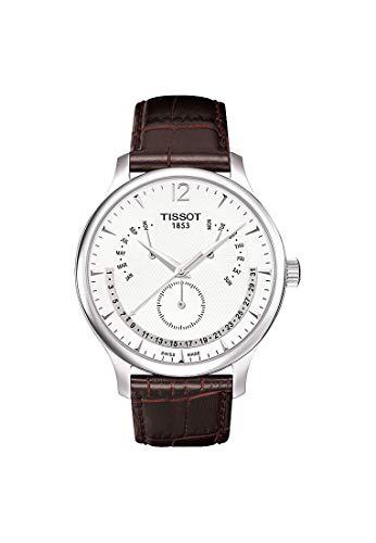Tissot TISSOT TRADITION PERPETUAL CALENDAR T063.637.16.037.00 Cronografo...