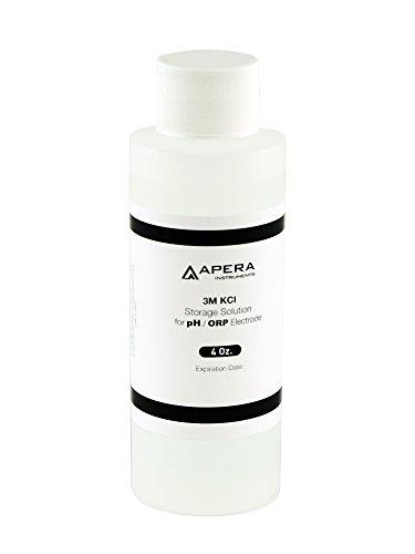 Apera Instruments 3M KCl Storage Solution (250ml)