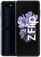 Samsung Galaxy Z Flip Smartphone (256 GB internminne, 8 GB RAM, Dual SIM) svart