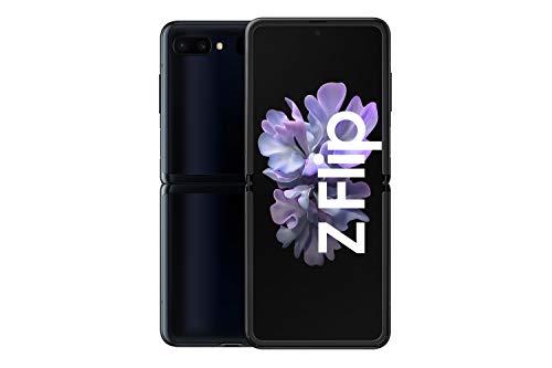 Samsung Galaxy Z Flip (17,03 cm) 256 GB interner Speicher, 8 GB RAM, Dual SIM, Deutsche Version, mirror Schwarz