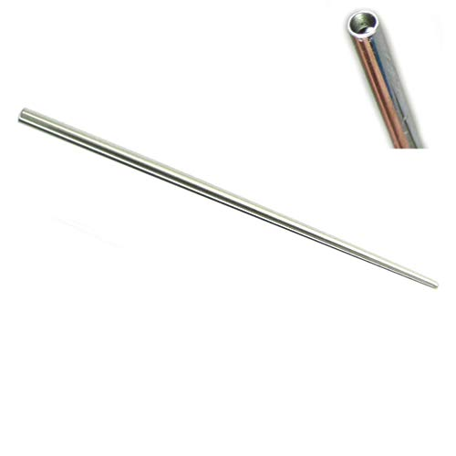 NewkeepsR Pin de inserción de Acero 18G/16G/14G 316L para Estirar la Herramienta de perforación Body Expander Body